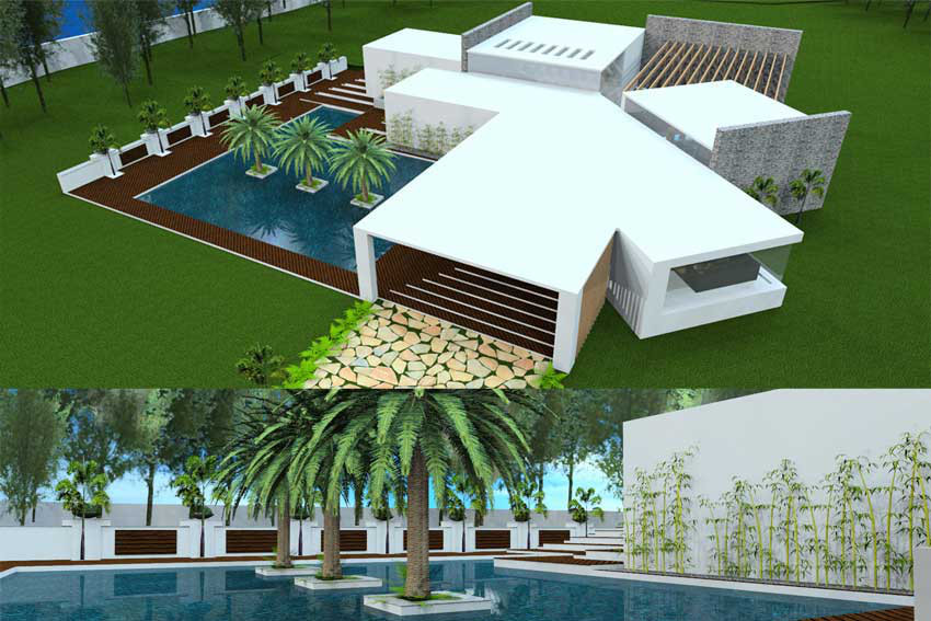 Architects in chennai d sign k studio pvt ltd architects House architecture chennai