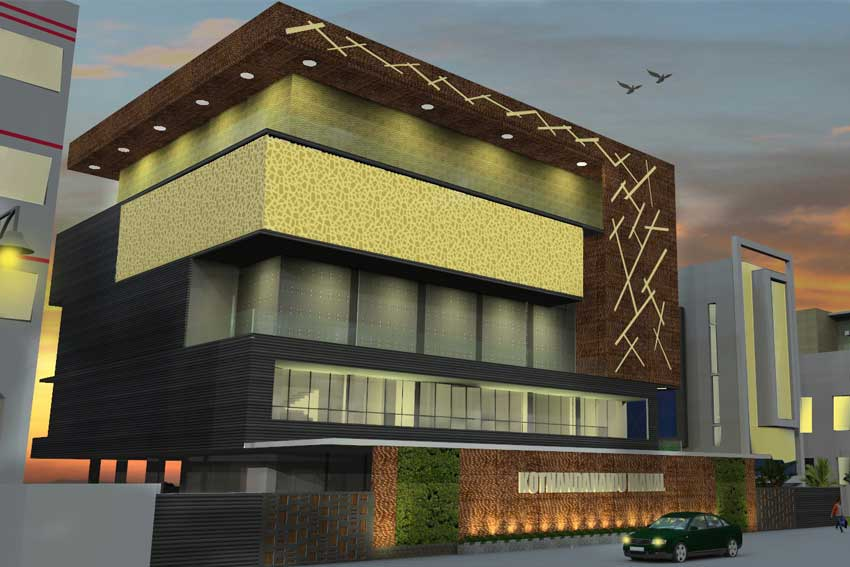 marriage hall architects in chennai
